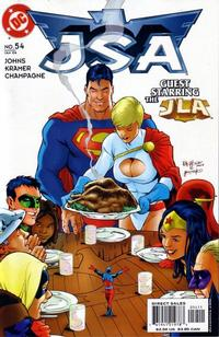Cover Thumbnail for JSA (DC, 1999 series) #54