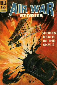 Cover Thumbnail for Air War Stories (Dell, 1964 series) #3