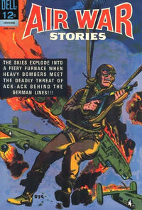 Cover Thumbnail for Air War Stories (Dell, 1964 series) #4
