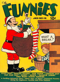 Cover Thumbnail for The Funnies (Dell, 1936 series) #16