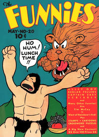 Cover Thumbnail for The Funnies (Dell, 1936 series) #20