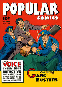 Cover Thumbnail for Popular Comics (Dell, 1936 series) #56