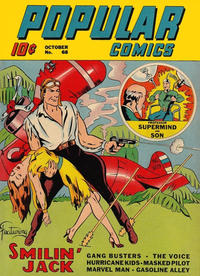 Cover Thumbnail for Popular Comics (Dell, 1936 series) #68