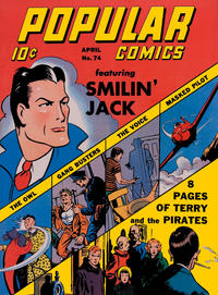 Cover Thumbnail for Popular Comics (Dell, 1936 series) #74