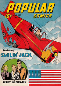 Cover Thumbnail for Popular Comics (Dell, 1936 series) #78