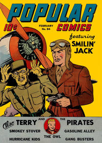 Cover Thumbnail for Popular Comics (Dell, 1936 series) #84