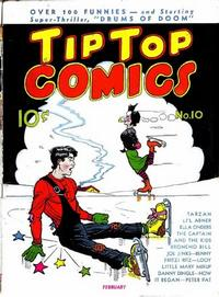Cover Thumbnail for Tip Top Comics (United Features, 1936 series) #10
