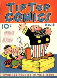 Cover Thumbnail for Tip Top Comics (United Features, 1936 series) #15