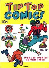 Cover Thumbnail for Tip Top Comics (United Features, 1936 series) #19