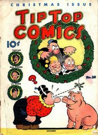 Cover Thumbnail for Tip Top Comics (United Features, 1936 series) #20