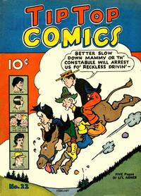 Cover Thumbnail for Tip Top Comics (United Features, 1936 series) #v2#10 (22)