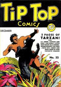 Cover Thumbnail for Tip Top Comics (United Features, 1936 series) #v3#8 [32]