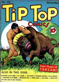 Cover Thumbnail for Tip Top Comics (United Features, 1936 series) #43