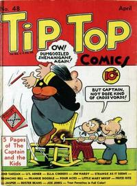 Cover Thumbnail for Tip Top Comics (United Features, 1936 series) #v4#12 (48)
