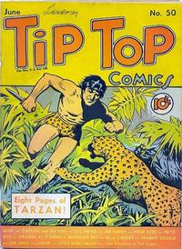 Cover Thumbnail for Tip Top Comics (United Features, 1936 series) #v5#2 (50)