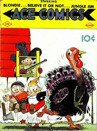 Cover Thumbnail for Ace Comics (David McKay, 1937 series) #8