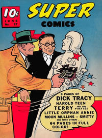 Cover Thumbnail for Super Comics (Western, 1938 series) #37