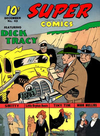 Cover Thumbnail for Super Comics (Dell, 1938 series) #43