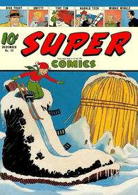 Cover Thumbnail for Super Comics (Dell, 1938 series) #55