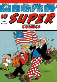Cover Thumbnail for Super Comics (Dell, 1938 series) #62