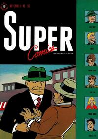 Cover Thumbnail for Super Comics (Dell, 1943 series) #90