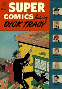 Cover Thumbnail for Super Comics (Dell, 1943 series) #101