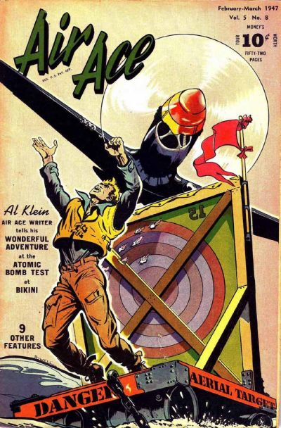 Cover for Air Ace (Street and Smith, 1944 series) #v3#8