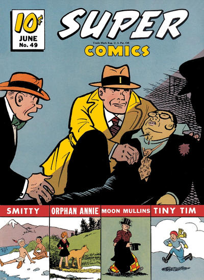 Cover for Super Comics (Western, 1938 series) #49
