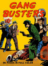 Cover for Four Color (Dell, 1939 series) #7 - Gang Busters