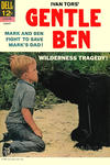 Cover for Gentle Ben (Dell, 1968 series) #3
