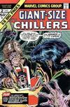 Cover for Giant-Size Chillers (Marvel, 1975 series) #2