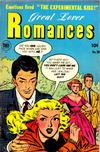 Cover for Great Lover Romances (Toby, 1951 series) #20