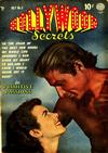 Cover for Hollywood Secrets (Quality Comics, 1949 series) #5