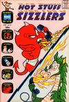 Cover for Hot Stuff Sizzlers (Harvey, 1960 series) #37