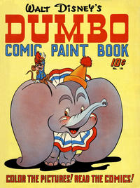 Cover Thumbnail for Large Feature Comic (Dell, 1939 series) #19