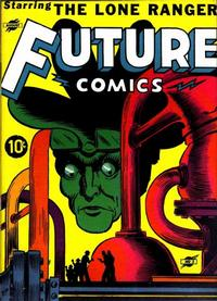 Cover Thumbnail for Future Comics (David McKay, 1940 series) #3