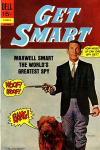 Cover Thumbnail for Get Smart (Dell, 1966 series) #8