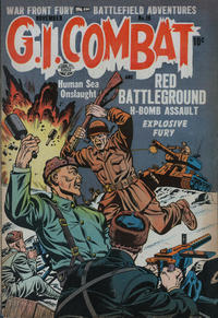 Cover Thumbnail for G.I. Combat (Quality Comics, 1952 series) #18