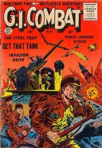 Cover Thumbnail for G.I. Combat (Quality Comics, 1952 series) #38