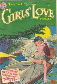 Cover Thumbnail for Girls' Love Stories (DC, 1949 series) #31