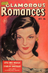 Cover Thumbnail for Glamorous Romances (Ace Magazines, 1949 series) #54