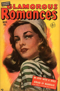 Cover Thumbnail for Glamorous Romances (Ace Magazines, 1949 series) #55