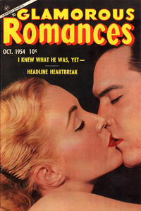 Cover Thumbnail for Glamorous Romances (Ace Magazines, 1949 series) #78