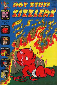 Cover Thumbnail for Hot Stuff Sizzlers (Harvey, 1960 series) #10