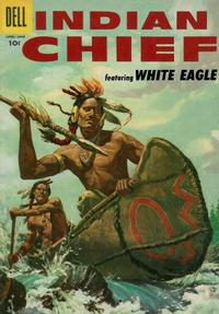 Cover Thumbnail for Indian Chief (Dell, 1951 series) #22