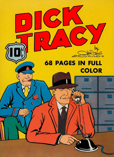 Cover for Four Color (Dell, 1939 series) #6