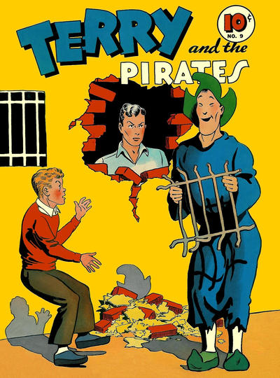 Cover for Four Color (Dell, 1939 series) #9