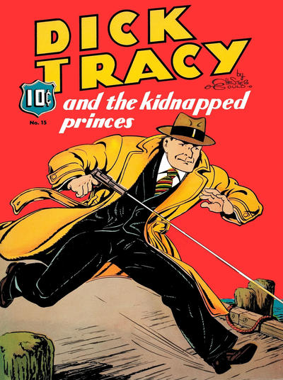 Cover for Large Feature Comic (Dell, 1939 series) #15