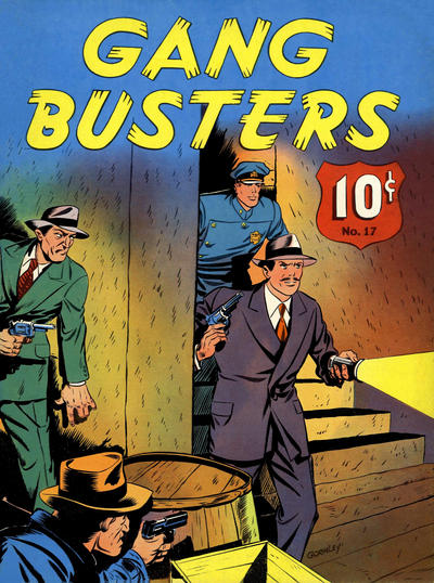 Cover for Large Feature Comic (Dell, 1939 series) #17