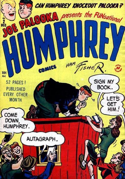 Cover for Humphrey Comics (1948 series) #2